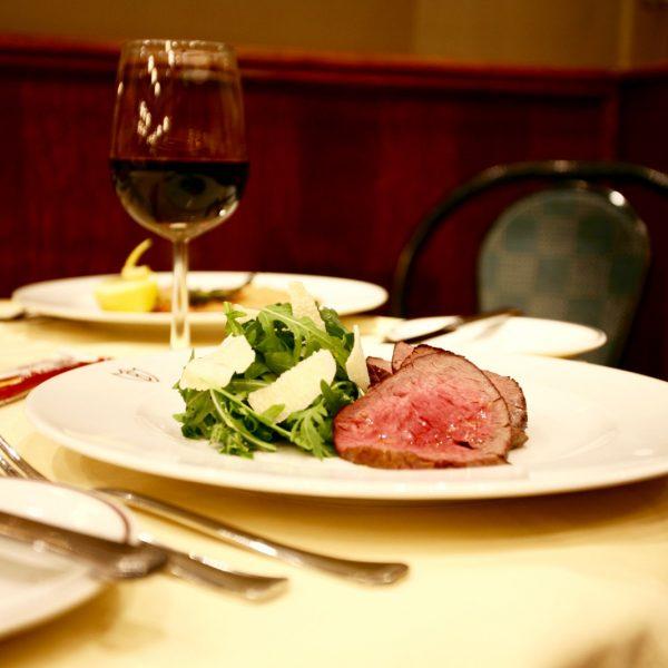 Bolton's Restaurant Main Dishes