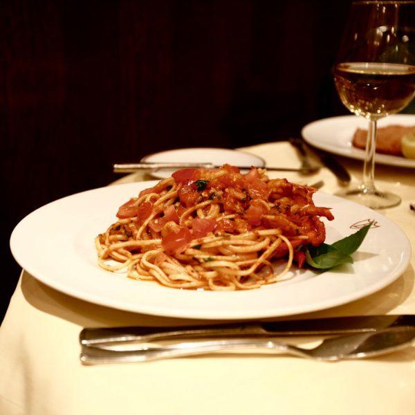 Bolton's Restaurant Pasta Dishes